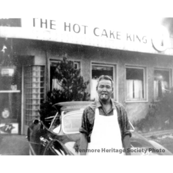 """The Hot Cake King"""